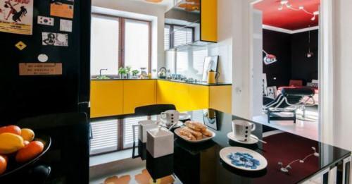Свеж и цветен апартамент в сърцето на Варшава