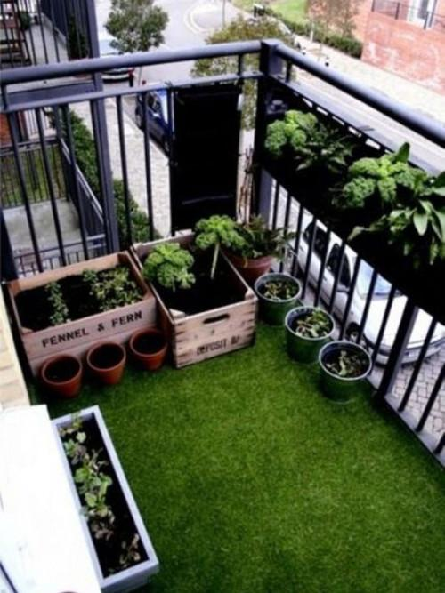 1. Килим от изкуствена трева