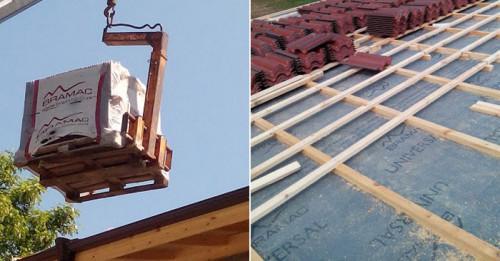 Топ изпълнители в сферата на покривните услуги работят с БРАМАК