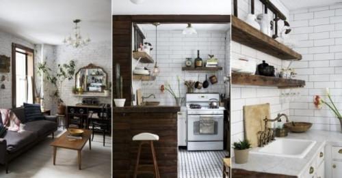 Преди и след: Преустройство на малък апартамент в центъра на Манхатън