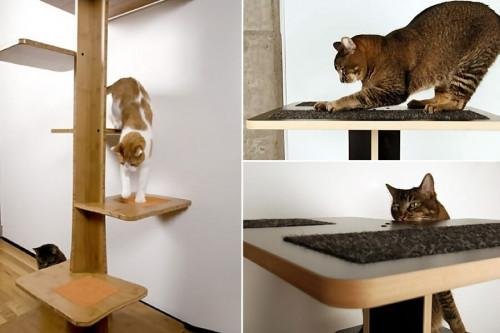 Направи си сам: Катерушка за котки