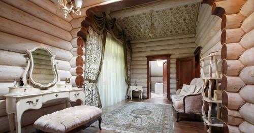 Мечтаната дървена къща - няколко интересни идеи