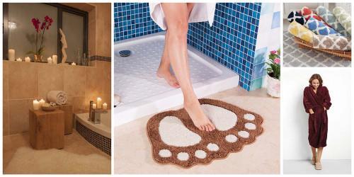 Уют в банята