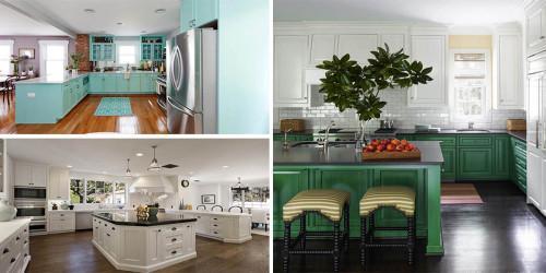 Създайте кухня според актуалните тенденции за 2018