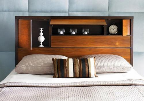17 креативни решения за табла за легло