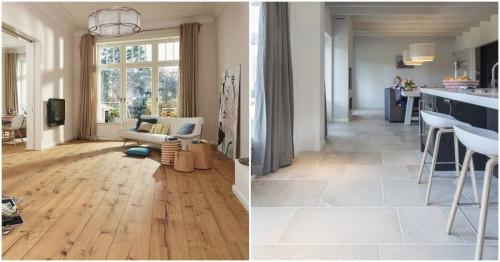 Видове подови настилки и коя е подходяща за вашия дом