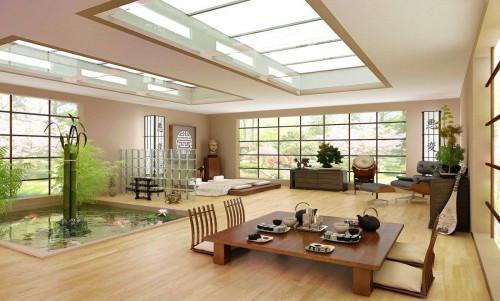 Невероятни и вдъхновяващи японски жилища