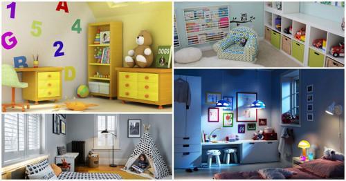 Превърнете бебешката стая в уютна детска в няколко лесни стъпки