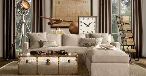 Как да декорираме нашия дом на тема пътешествия?