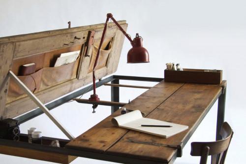 Креативни мебели от стари врати
