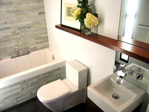 9 идеи за малка и функционална баня