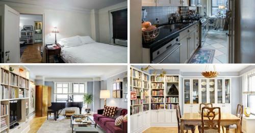 Преди и след: мрачен дом в Ню Йорк превърнат в колоритен апартамент
