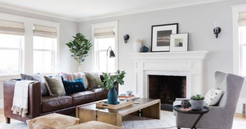 Пет често срещани грешки, за които да внимаваме при декорацията на дневната