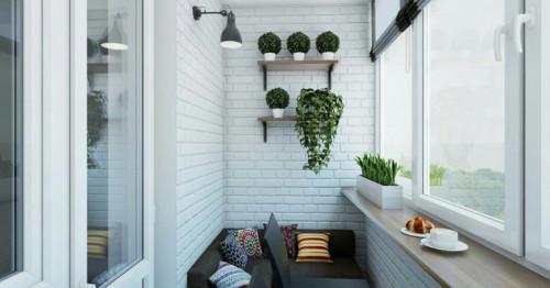 Как да оформите стилно своя балкон. Идеи за всеки!