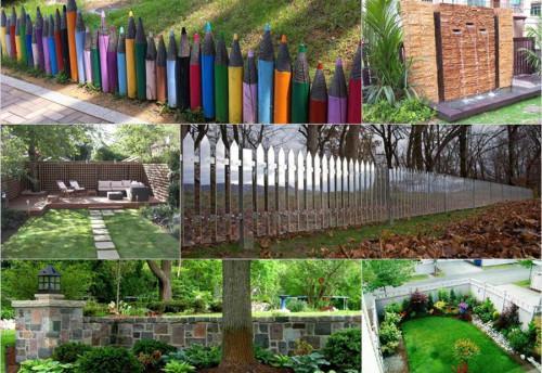 Вдъхновяващи огради, които ще ви очароват