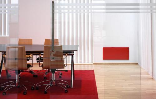 Стенният електрически конвектор се отличава с уникален дизайн
