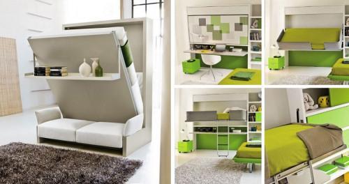 Трансформации: Дивани за малки жилища