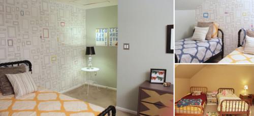 Преди и след: ефективно оползотворяване на детската стая