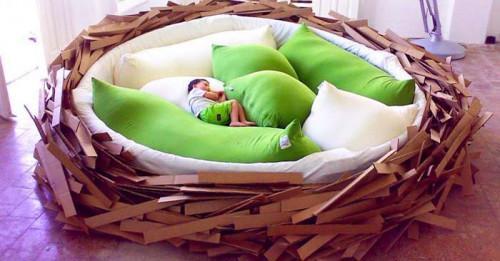 Уникални дизайнерски легла