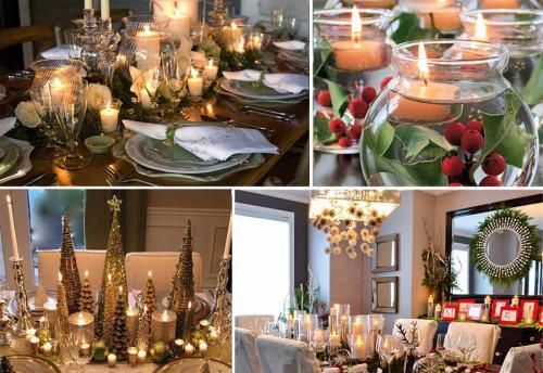 Как да изберем най-подходящата светлина за Коледната трапеза