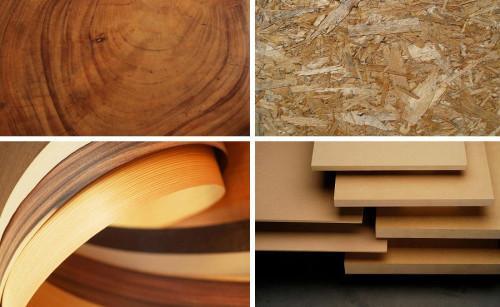 Мебели от масив, MDF, ПДЧ и фурнир - каква е разликата