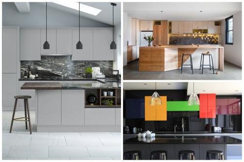Как ефектно да разчупим визията на минималистичната кухня?