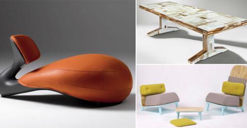 Удивителни мебели с нестандартен дизайн