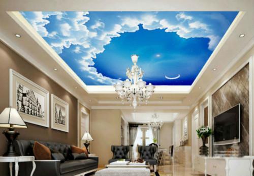 Разкошни тавани за ултра модерни дневни