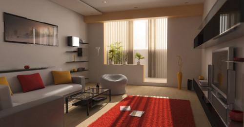 7 впечатляващи идеи за интегриране на балкона към дневната