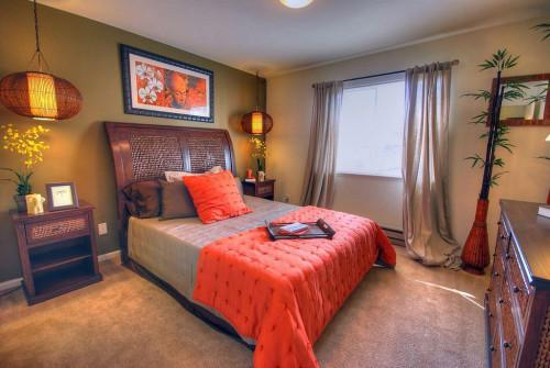 Фън Шуй подредба на спалнята за по-добър сън