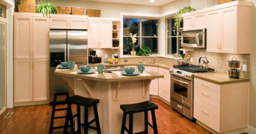 5 идеи, чрез които ще спестите място в кухнята