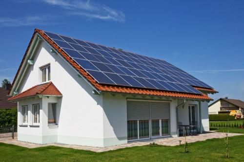 Отопление със слънчеви панели