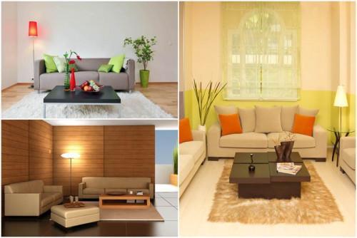 6 практични насоки за постигане на успокояващ и красив интериор в дневната
