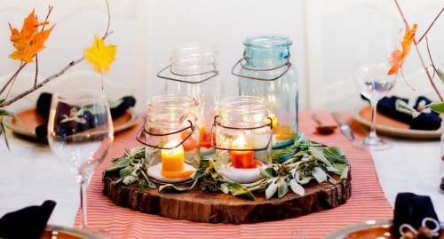 Есенни листа – разнообразете с тях интериора в жилището си