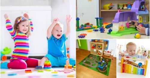 Детски образователни игри