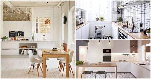 Как да се сдобиете лесно с кухня в скандинавски стил?