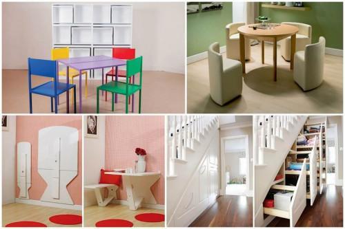 5 вида мебели, които ще ви смаят с практичната си функционалност