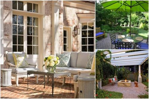Превърнете неизползваното дворно пространство в красиво място за отдих