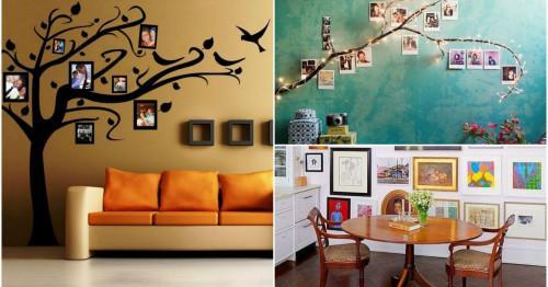 Направете си сами стена за пътешествия от снимки