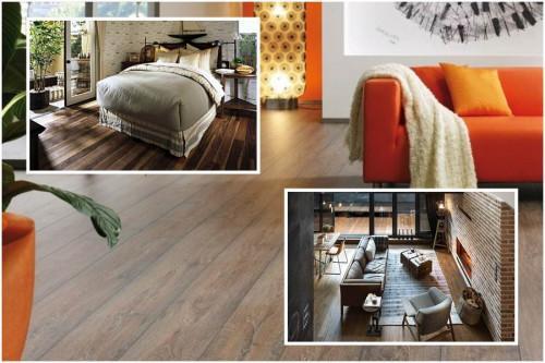 Няколко много красиви идеи за уют в дома с дървени подови настилки
