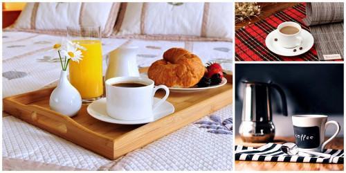 Кухня без кафе е като спалня без легло