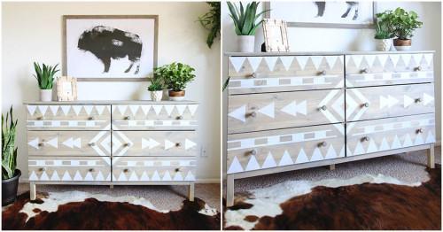 Лесно преобразяване на стария шкаф - стъпка по стъпка