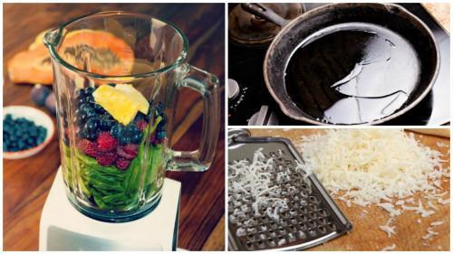 5 полезни съвети за почистване на основни кухненски приспособления