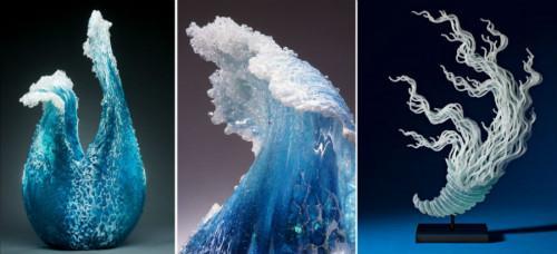 Любов от първата вълна – невероятни скулптури, които трябва да видите