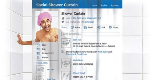 10 провокативни и забавни завеси за баня