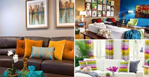 Малки промени, с които да внесете свежест в дневната