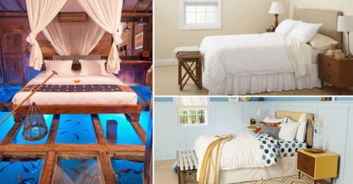Преди и след: Нискобюджетна пълна промяна на спалнята