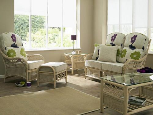 Мебели от ратан за вашия интериор