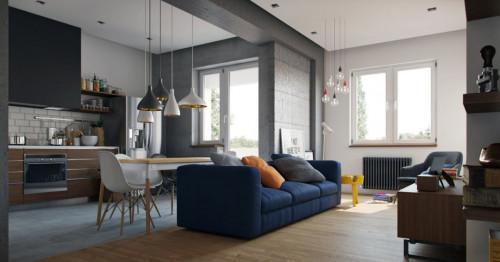 5 важни правила за обзавеждане на малък апартамент