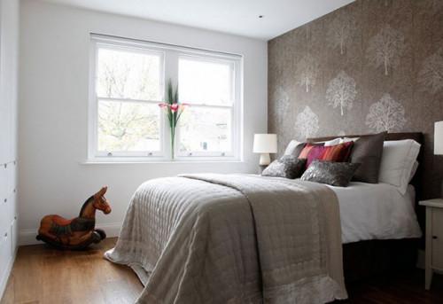 Големи идеи за малка спалня